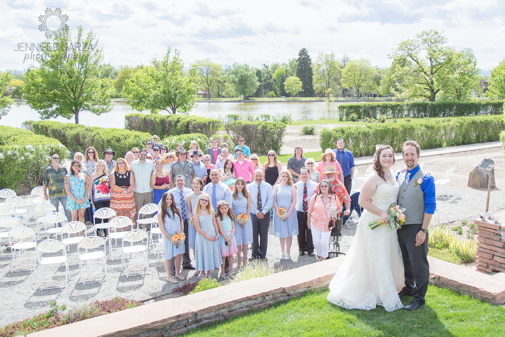 Washington Park Irish Rover Pub Denver Colorado Wedding