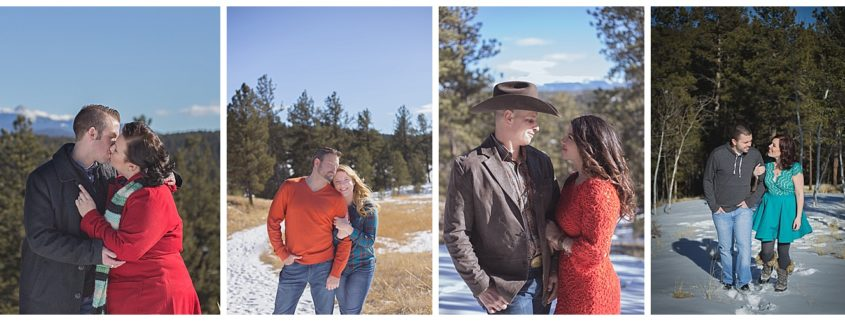 Atomic Workshops, TihsreeD Lodge Wedding Venue, Florissant, Colorado Engagement Photographer