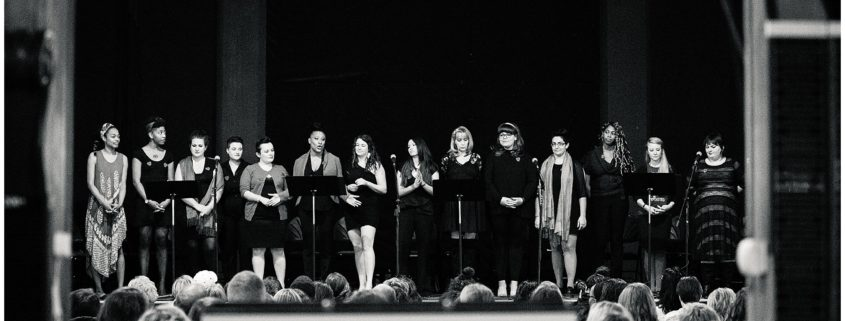 Denver Vagina Monologues Play Performed at Swallow Hill Music
